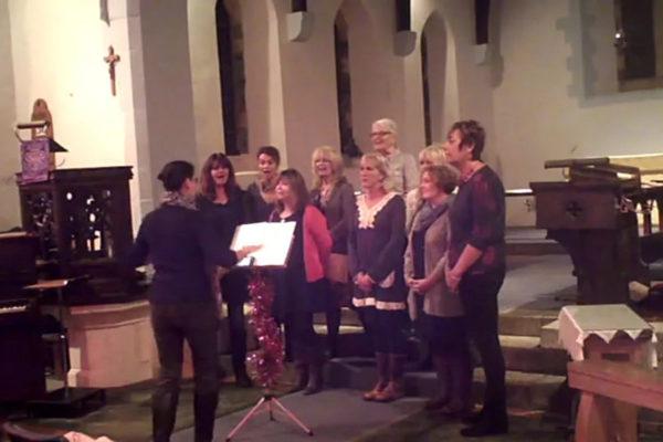Video 02 - Gulls 'Hark the Herald Angels Sing'
