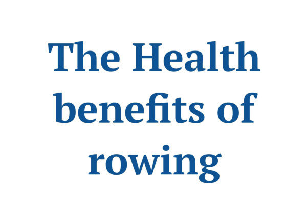 Who does rowing appeal to