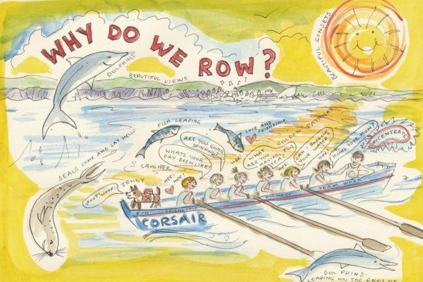 Why do we row