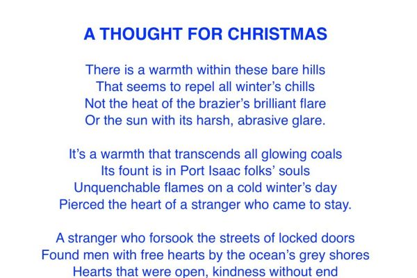 A Thought for Christmas