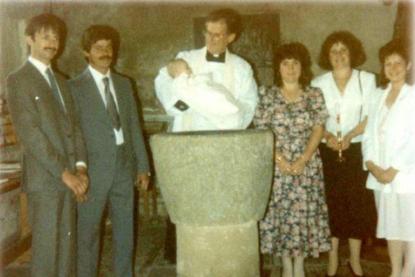 Baptism of Lowenna Barriball
