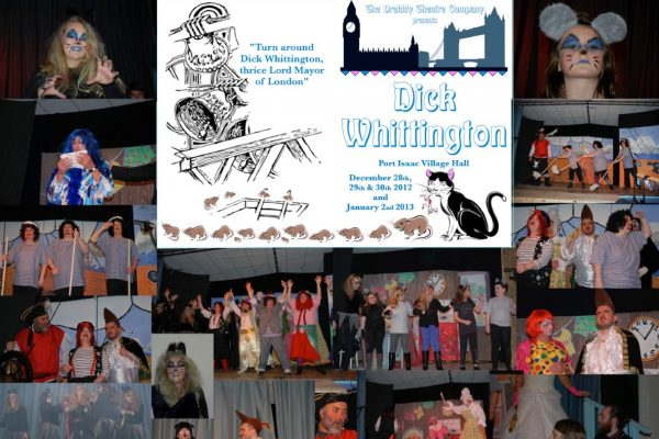 Dick Whittington - Port Isaac Panto 2012