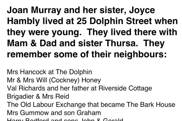 Dolphin Street