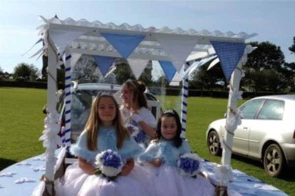 Fairy Queen and Attendants - 2012