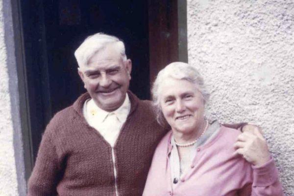 Frank & Lena Gilbert