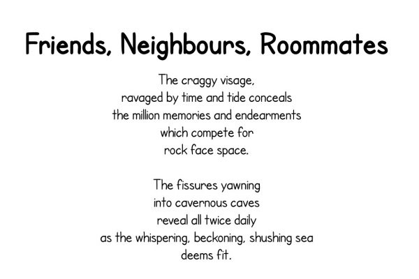Friends, Neighbours, Roommates
