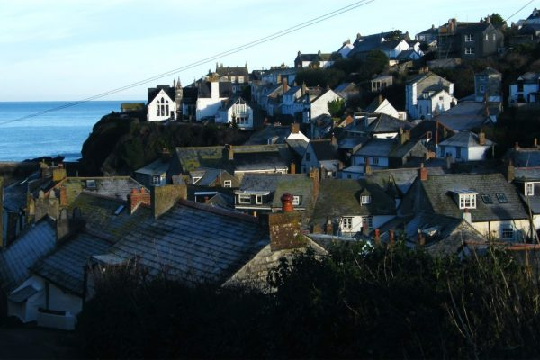 Frosty Rooftops - December 2012