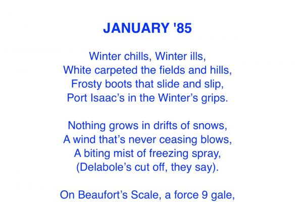 January '85