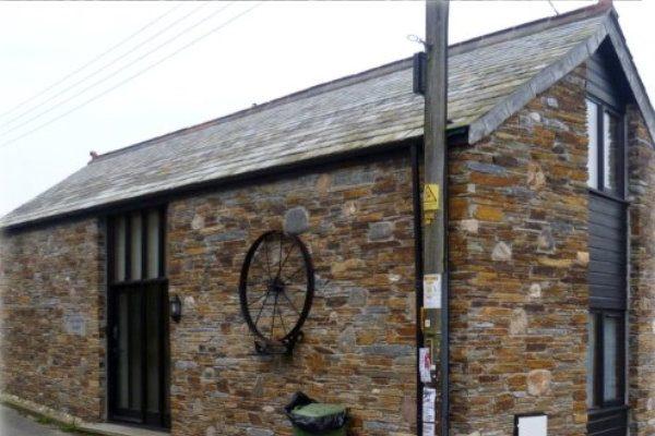 Joe Saundry's Barn, Trewetha Lane