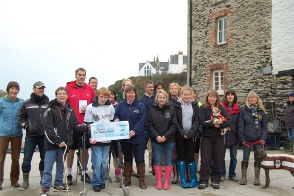 Port Isaac Rowing Club - December 2012