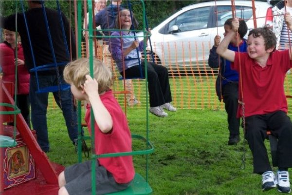 Port Isaac School Summer Fair & Fund Day - June 2012