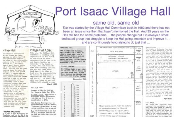 Port Isaac Village Hall