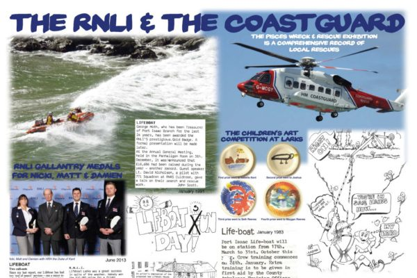 RNLI & Coastguard