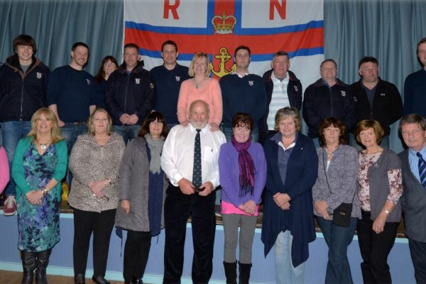 RNLI Crew & Committee - April 2013