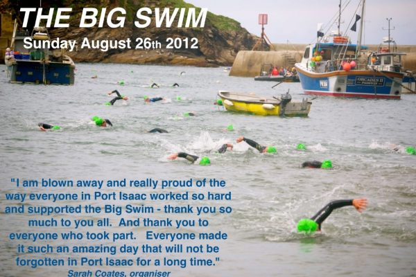 The BIG Swim - August 2012