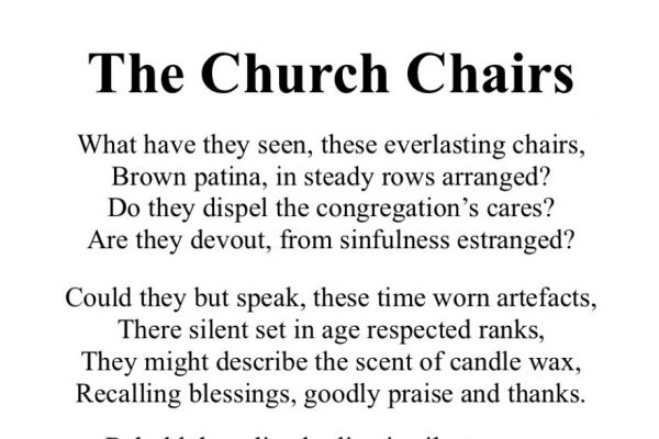 The Church Chairs