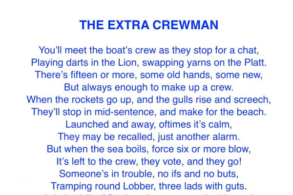 The Extra Crewman