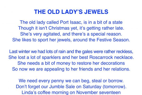 The Old Lady's Jewels