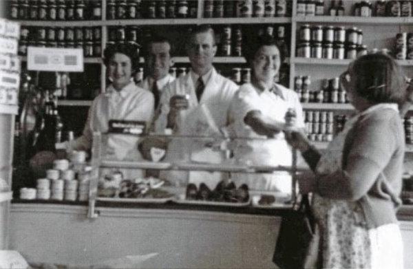The Old Spar Shop Chapmans