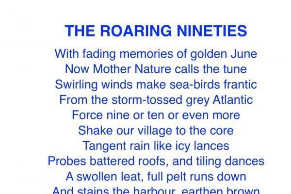 The Roating Nineties