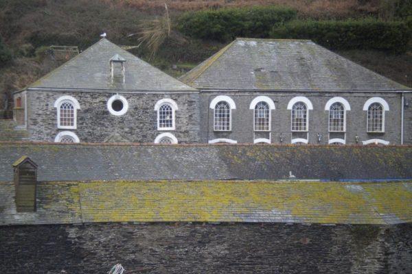 The Roscarrock Hill Methodist Chapel