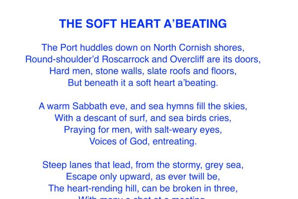 The Soft Heart A'Beating