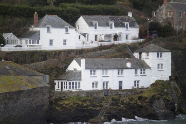 The White House Cottage and Halwyn House