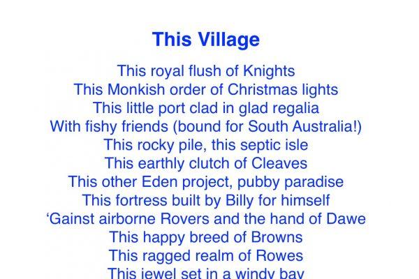 This Village